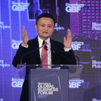 Billionaire Jack Ma Was Happier When He Made $12 A Month