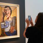 A $70M Picasso Owned By Steve Wynn Was Accidentally Skewered Days Before Scheduled Auction