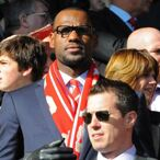 LeBron's Investment In Liverpool Soccer Team Is CRUSHING
