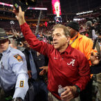 Nick Saban Just Accomplished Something No College Coach Has Ever Done Before