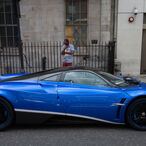 Here's How Much You'd Pay Per Month To Lease A $3.2M Pagani Huayra Roadster