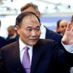 Chinese Billionaire Li Shufu Moves From Cars To Supersonic Trains