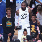 LeBron James Says He Doesn't Discuss His Career With His Kids