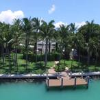 Gloria Estefan's Sprawling Miami Beach Guest Home Is Back Up For Sale At $32 Million