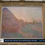 A Monet 'Haystacks' Painting Just Sold For A Record-Breaking $110.7 Million