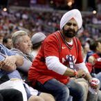 Who Is Raptors Superfan Nav Bhatia And How'd He Earn His Fortune?