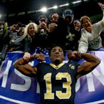 The Saints Are Paying Michael Thomas A Record-Setting Amount To Keep Him In New Orleans