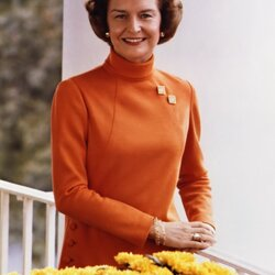 Betty Ford Net Worth