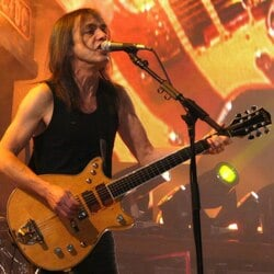 Malcolm Young Net Worth