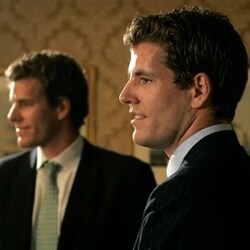 Tyler and Cameron Winklevoss Net Worth