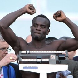 Joshua Clottey Net Worth