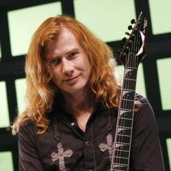 Dave Mustaine Net Worth