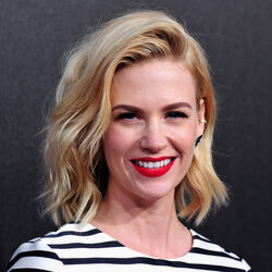"January Jones House: Her $1M ""Mad Men"" Mansion"