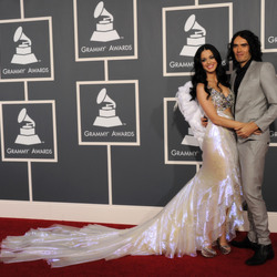 Katy Perry and Russell Brand House