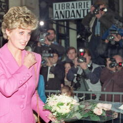 Princess Diana Net Worth