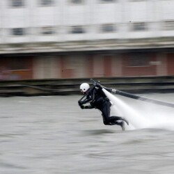 Jetlev water-powered jet pack now for sale, will not burn off your legs