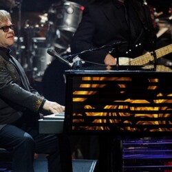 Elton John's New Million Dollar Piano