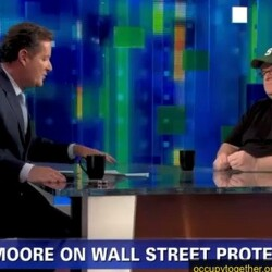 Multi-Millionaire Michael Moore Denies He's Part of the 1%