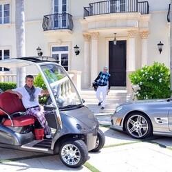 $20k Golf Cart Will Make Your Rich Friends Jealous