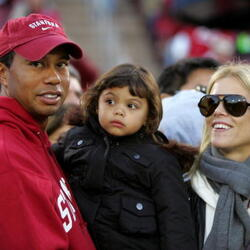 Tiger Woods & Elin Nordegren's New Separate Homes and Divorce Settlement
