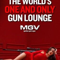 """Machine Guns Vegas"" World's First VIP Gun Lounge"
