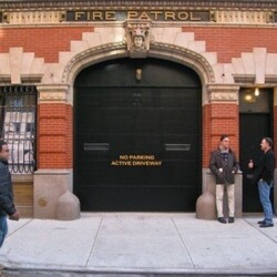 Anderson Cooper's Home: Historic New York City Firehouse