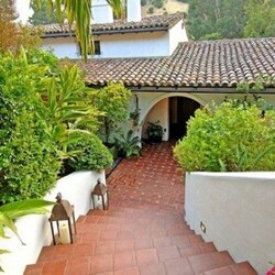 Jason Statham's Home: Spanish Style Compound