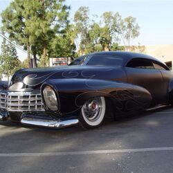 Barry Weiss' Custom Cowboy Cadillac Gallery
