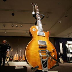 The 10 Most Expensive Guitars In The World