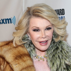 Joan Rivers' Home:  A Rapier Tongue Leads to Massive Success