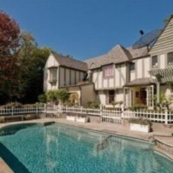 Kate Hudson's Home:  A $5.3 Million Mansion for a Happy New Mom