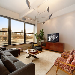 Anne Hathaway's House: A $6,400/Month Apartment in DUMBO for a More Cautious Actress