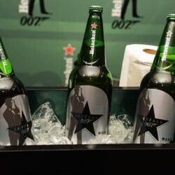 Heineken Pays $45M For James Bond's Endorsement