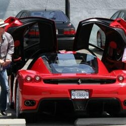 Nicolas Cage's Car: A Too-Expensive-For-Him Ferrari Enzo