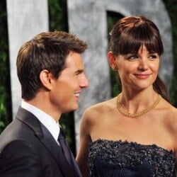 Katie Holmes Getting Almost Nothing From Divorce