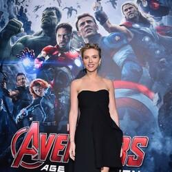 Scarlett Johansson To Make Record-Breaking $20M For Avengers Sequel