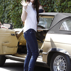 Lana Del Rey's Car