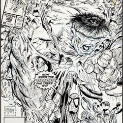 Todd McFarlane Cover Art Sells For Record-Breaking $657,250