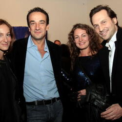Olivier Sarkozy's House:  A Bouquet of Flowers Probably Would Have Been Enough...