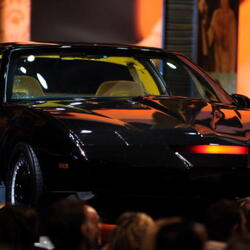 The Knight Rider Car:  Own a Piece of Television History