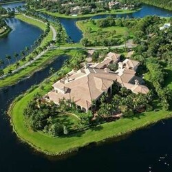 "Ronald ""Slim"" Williams Buys Largest House in South Florida - Pays Cash"