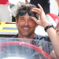 Patrick Dempsey's Car:  McDreamy's Mazda Is Almost as Famous as He Is