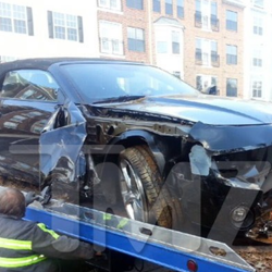 Bobbi Kristina Brown's Car:  Maybe She's Hoping the 3rd Time is the Charm
