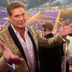 David Hasselhoff's House:  Apparently That Syndication Money is Finally Drying Up