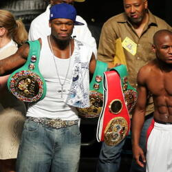 What's Going On With 50 Cent And Floyd Mayweather?