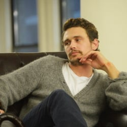 James Franco's House:  Maybe He's Trying to Earn a Degree in House Flipping, Too