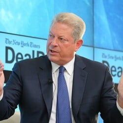 Al Gore Just Made $100 Million