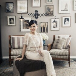 Ginnifer Goodwin's House:  She's Not Your Disney Snow White