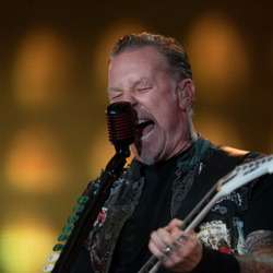 James Hetfield's Car:  This Is What Massive Music Success Can Buy You