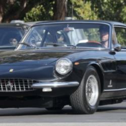 Adam Levine's Car:  Will His Vintage Car Help Him on Valentine's Day?